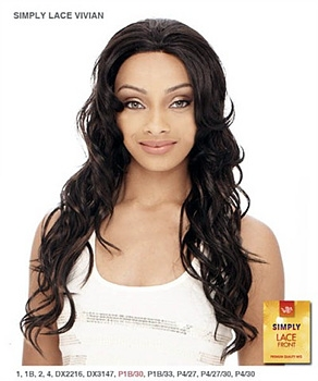 -It's a wig Synthetic Simply Lace Front Wig - SIMPLY LACE VIVIAN