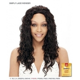 It's a wig Synthetic Simply Lace Front Wig - SIMPLY LACE WONDER