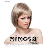 Mimosa Synthetic Full Wig - BEGONIA