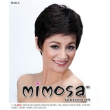Mimosa Synthetic Full Wig - MAPLE