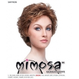Mimosa Synthetic Full Wig - SAFFRON