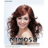 Mimosa Synthetic Full Wig - SUNFLOWER