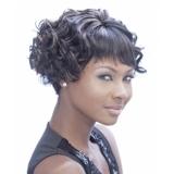 Its a Wig Synthetic Wig Swirls & Curls CAROL