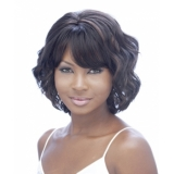 Its a Wig Synthetic Wig Swirls & Curls EDNA