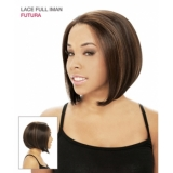 Its a Wig Synthetic Hair Full Magic Lace Wig IMAN FUTURA