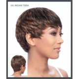 Its a Wig Human Hair Wig Short & Sassy INDIAN TARA