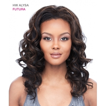 Its a Wig Synthetic Hair Half Wig ALYSA FUTURA