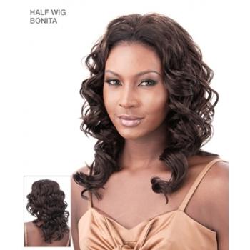 Its a Wig Synthetic Hair Half Wig BONITA