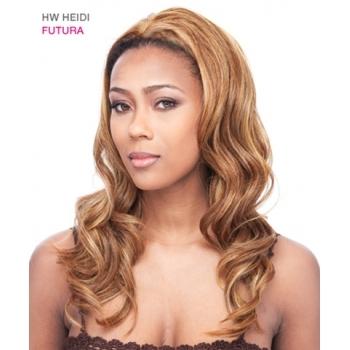 Its a Wig Synthetic Hair Half Wig HEIDI FUTURA