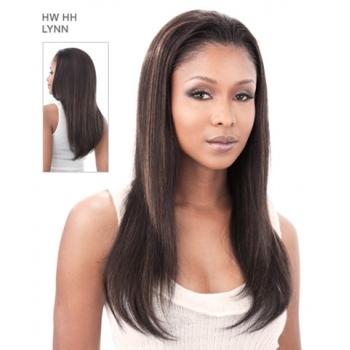 Its a Wig Human Hair Half Wig LYNN