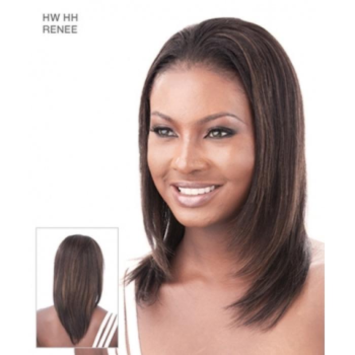 Half Wigs Human Hair For Sale 53