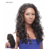 Its a Wig Synthetic Hair Half Wig KELLY