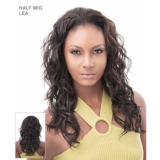 Its a Wig Synthetic Hair Half Wig LEA
