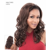 Its a Wig Synthetic Hair Half Wig LULU