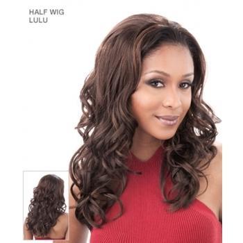 Its a Wig Synthetic Hair Half Wig LULU