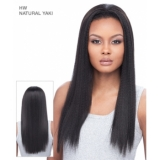 Its a Wig Synthetic Hair Half Wig NATURAL YAKI