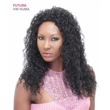 Its a Wig Synthetic Hair Half Wig NUMA FUTURA