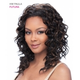 Its a Wig Synthetic Hair Half Wig PAULA FUTURA
