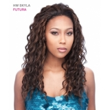 Its a Wig Synthetic Hair Half Wig SKYLA FUTURA