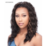 Its a Wig Synthetic Hair Half Wig WANDA