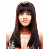 Its a Cap Weave Human Hair Wig HH REMI YAKI 1416