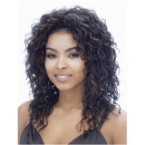 Its a Wig Human hair Magic Lace Front Wig AMBER