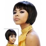Its a Cap Weave Human Hair Wig HH REMI Delia