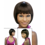 Its a Cap Weave Human Hair Wig HH REMI Eros