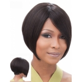 Its a Cap Weave Human Hair remi FANTASIA