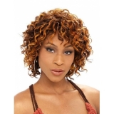 Its a Cap Weave Human Hair Wig HH LOOSE WAVE