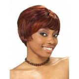 Its a Cap Weave Human Hair Wig HH TARA I