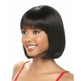 Its a Cap Weave Human Hair Wig Meena