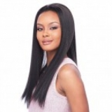 Its a Wig Synthetic Magic Lace Front Wig NATURAL YAKI