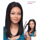 Its a Wig Synthetic Magic Lace Front Wig POISON, FUTURA