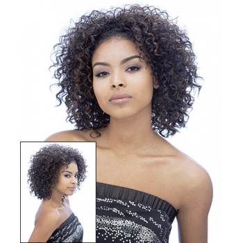 Its a Wig Synthetic Wig Natural Curly PUFFY