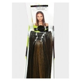 "Noir Fit-Clip Straight 14"" (8 pcs)"