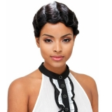 JANET COLLECTION HUMAN HAIR WIG MAMA