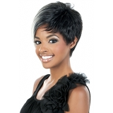 Motown Tress SYNTHETIC WIG - CRIMSON