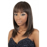 Motown Tress HUMAN HAIR WIG - H. ROLL