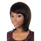 Motown Tress HUMAN HAIR WIG BLENDED - HB-AUTUMN