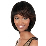 Motown Tress HUMAN HAIR WIG BLENDED - HB-MAY