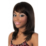 Motown Tress HUMAN HAIR WIG BLENDED - HB-WINTER