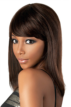 -Motown Tress INDIAN REMY HUMAN HAIR WIG - HIR-INDY