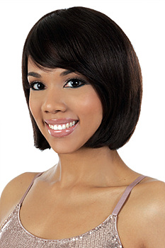 -Motown Tress INDIAN REMY HUMAN HAIR WIG - HIR-MIAMI