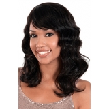-Motown Tress INDIAN REMY HUMAN HAIR WIG - HIR-ROSE
