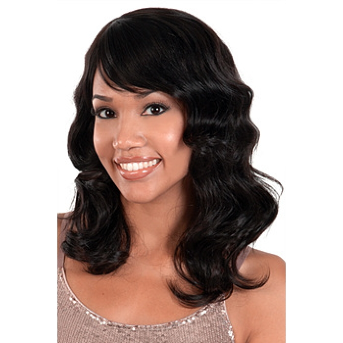 Motown Tress Indian Remy Human Hair Wig Hir Rose