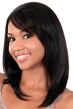 -Motown Tress INDIAN REMY HUMAN HAIR WIG - HIR-RUBY
