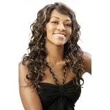 Motown Tress HUMAN HAIR HALF WIG - HM-KATIE