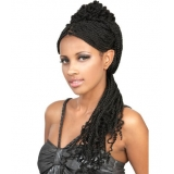 Motown Tress Synthetic MARLEY Braid - 100 % Kanekalon (Kinky Twist)