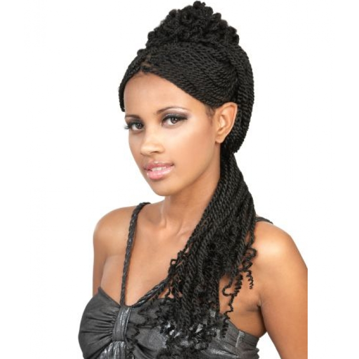 Motown Tress Synthetic Marley Braid 100 Kanekalon